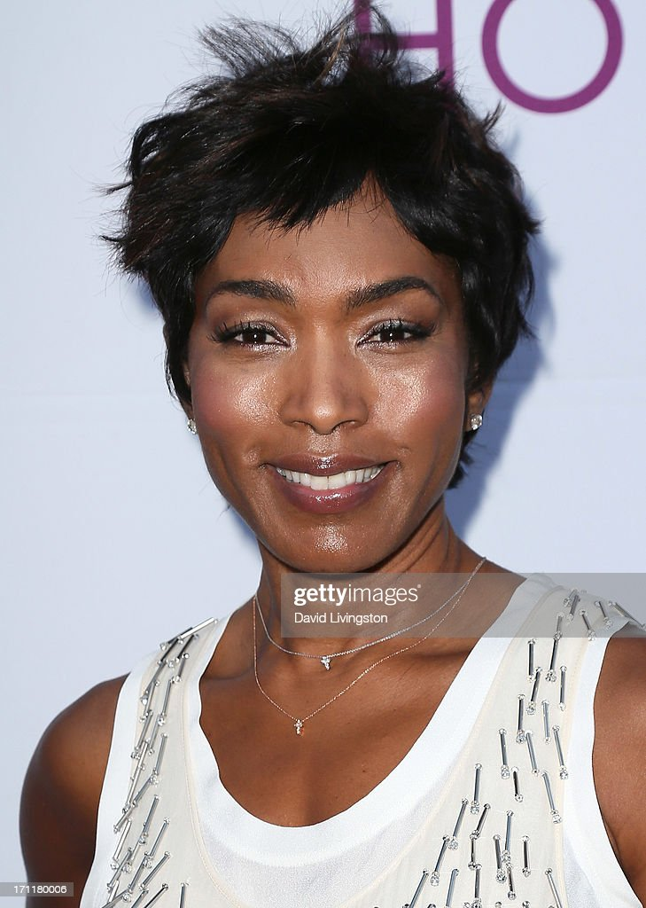Actress Angela Bassett attends Opening Night at The Hollywood Bowl 2013 at The Hollywood Bowl on June 22, 2013 in Los Angeles, California.