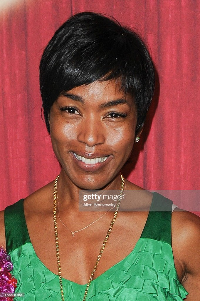 Actress <a gi-track='captionPersonalityLinkClicked' href=/galleries/search?phrase=Angela+Bassett&family=editorial&specificpeople=171174 ng-click='$event.stopPropagation()'>Angela Bassett</a> attends the celebrity premiere of Ringling Bros. and Barnum & Bailey's 'Built To Amaze!' tour at Staples Center on July 11, 2013 in Los Angeles, California.