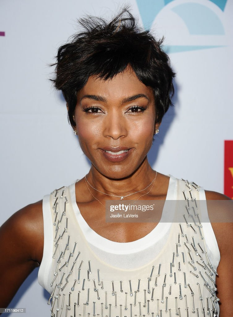 Actress <a gi-track='captionPersonalityLinkClicked' href=/galleries/search?phrase=Angela+Bassett&family=editorial&specificpeople=171174 ng-click='$event.stopPropagation()'>Angela Bassett</a> attends the Hollywood Bowl opening night celebration at The Hollywood Bowl on June 22, 2013 in Los Angeles, California.
