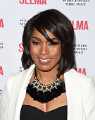 Actress Angela Bassett attends the 'Selma' and the Legends Who Paved the Way gala at Bacara Resort on December 6 2014 in Goleta California
