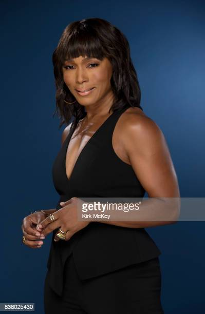 Actress Angela Bassett is photographed for Los Angeles Times on July 25 2017 in Los Angeles California PUBLISHED IMAGE CREDIT MUST READ Kirk...