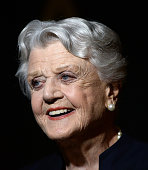 Actress Angela Lansbury arrives at the Academy's 25th Anniversary Screening of 'Beauty And the Beast' A Marc Davis Celebration of Animation at the...