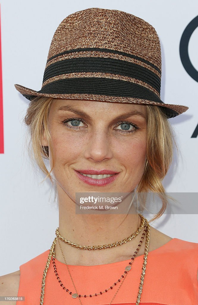 Actress <a gi-track='captionPersonalityLinkClicked' href=/galleries/search?phrase=Angela+Lindvall&family=editorial&specificpeople=206644 ng-click='$event.stopPropagation()'>Angela Lindvall</a> attends the First Annual Children Mending Hearts Style Sunday on June 9, 2013 in Beverly Hills, California.
