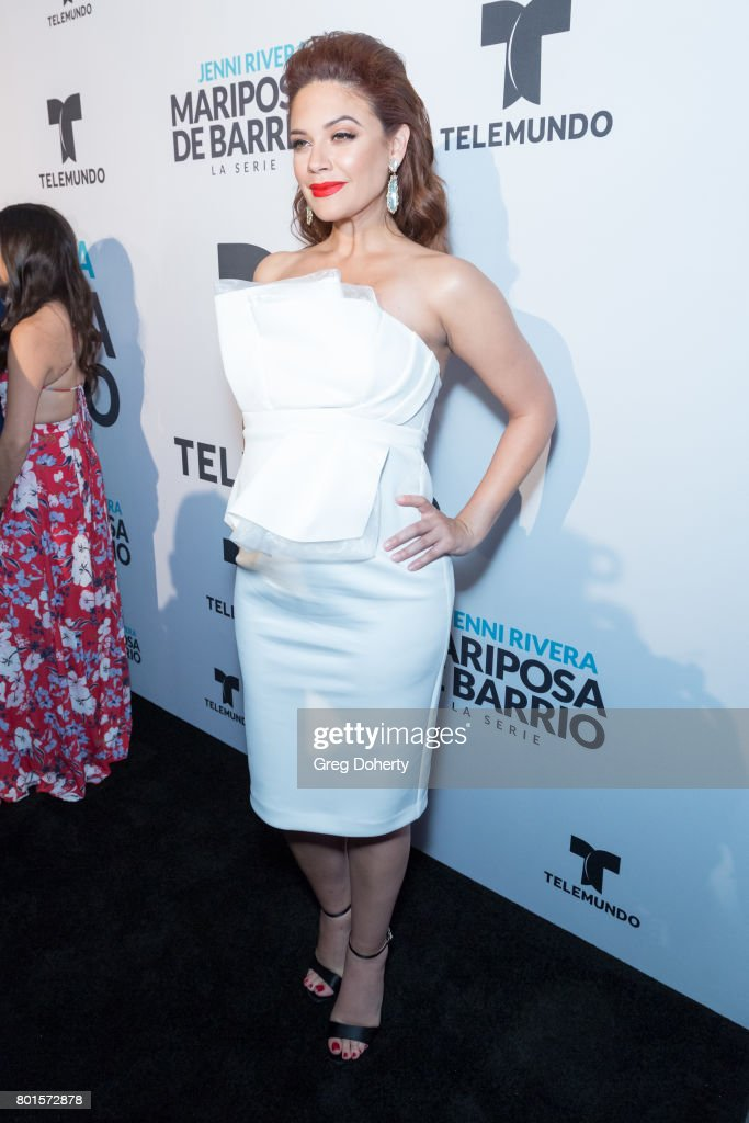"Screening Of Telemundo's ""Jenni Rivera: Mariposa De Barrio"" - Arrivals"