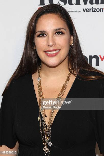 Actress Angelica Vale attends Festival PEOPLE En Espanol 2015 presented by Verizon at Jacob Javitz Center on October 18 2015 in New York City