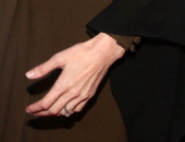 Actress Angelina Jolie is seen at Women in the World Summit 2013 on April 4 2013 in New York City