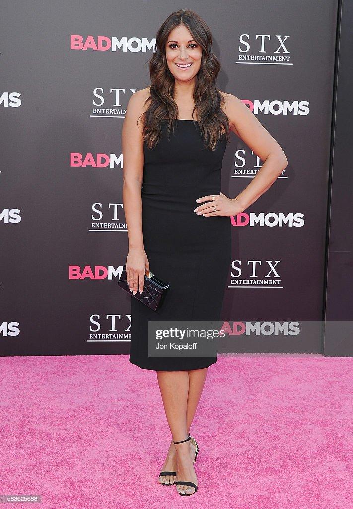 """Premiere Of STX Entertainment's """"Bad Moms"""" - Arrivals"""