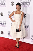 Actress Angelique Cabral attends the People's Choice Awards 2016 at Microsoft Theater on January 6 2016 in Los Angeles California