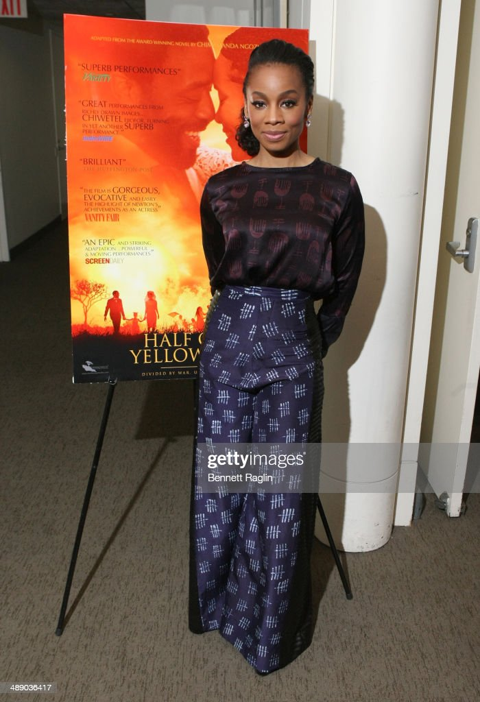 "21st New York African Film Festival - ""Half Of A Yellow Sun"" Screening"