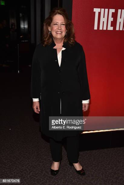 Actress Ann Dowd attends the FYC event for Hulu's 'The Handmaid's Tale' at the DGA Theater on August 14 2017 in Los Angeles California