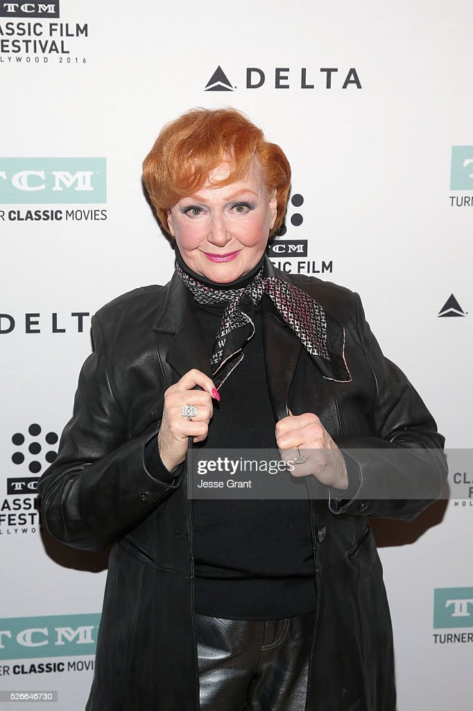Actress Ann Robinson attends 'Academy conversations: The War of the Worlds' during day 3 of the TCM Classic Film Festival 2016 on April 30, 2016 in Los Angeles, California. 25826_009