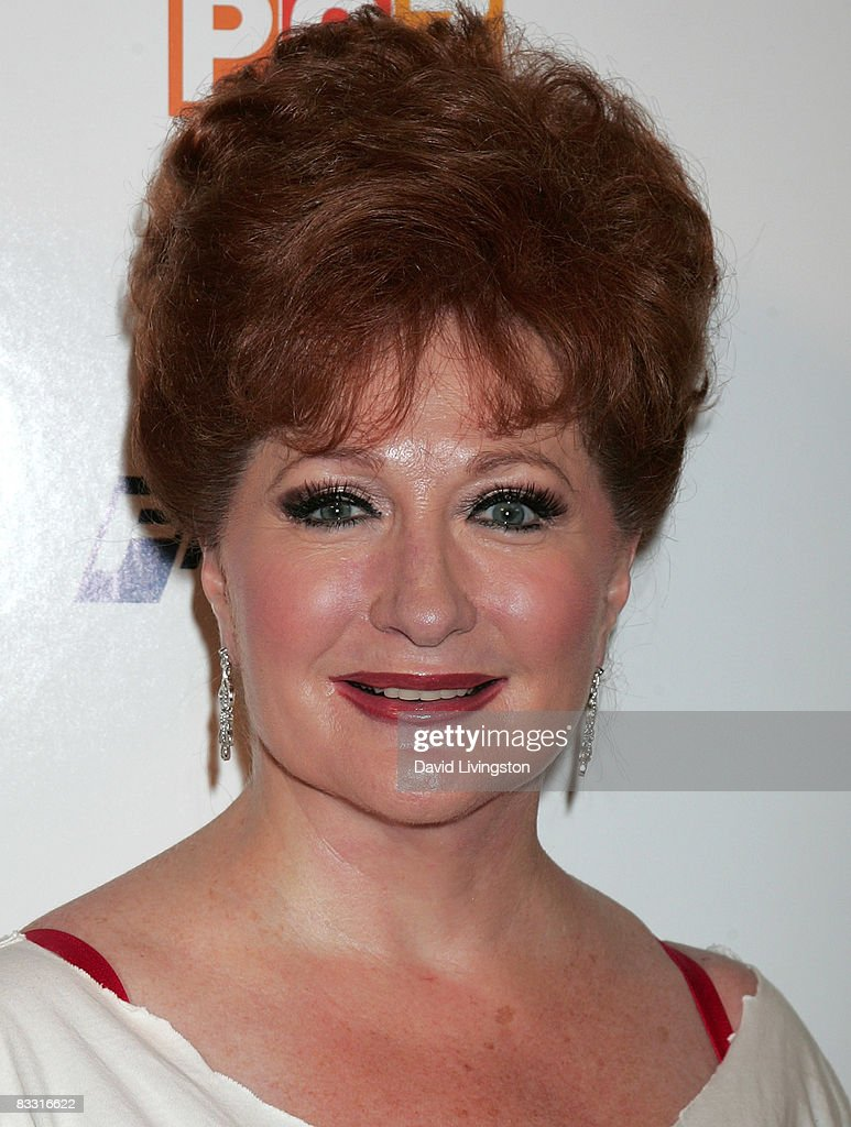 Actress Ann Walker attends the 'Soaps In The City' fundraiser at the East West Lounge on October 16, 2008 in West Hollywood, California.