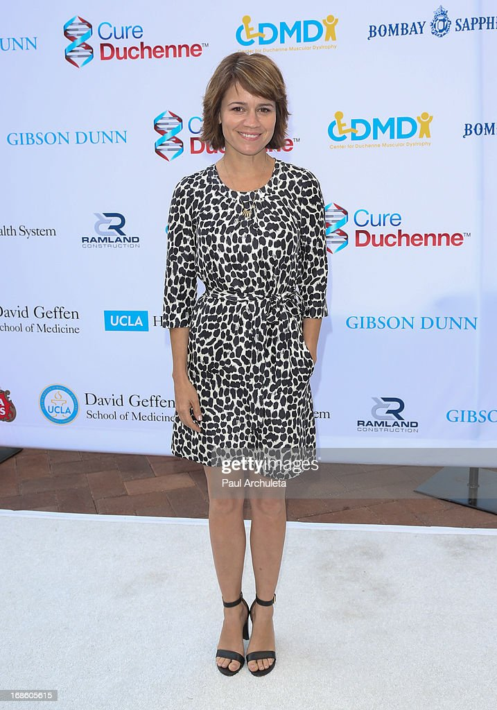 Actress Anna Belknap attends the 2013 Duchenne Gala at Sony Pictures Studios on May 11, 2013 in Culver City, California.