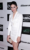 Actress Anna Biani attends Indican Pictures and Absinthe Productions world premiere of 'Windsor Drive' at Laemlle NoHo 7 on August 28 2015 in North...