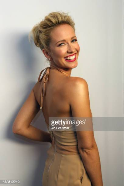 Actress Anna Camp attends the 2014 Young Hollywood Awards brought to you by Samsung Galaxy at The Wiltern on July 27 2014 in Los Angeles California