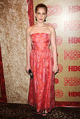 Actress Anna Chlumsky attends HBO's Golden Globe Awards after party at Circa 55 Restaurant on January 12 2014 in Los Angeles California