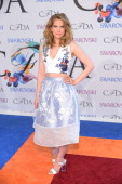 Actress Anna Chlumsky attends the 2014 CFDA fashion awards at Alice Tully Hall Lincoln Center on June 2 2014 in New York City