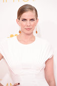 Actress Anna Chlumsky attends the 66th Annual Primetime Emmy Awards held at Nokia Theatre LA Live on August 25 2014 in Los Angeles California