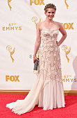 Actress Anna Chlumsky attends the 67th Emmy Awards at Microsoft Theater on September 20 2015 in Los Angeles California 25720_001