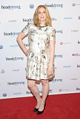 Actress Anna Chlumsky attends the Headstrong Project's first ever Words of War event at the IAC Building on May 8 2013 in New York City