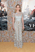 Actress Anna Chlumsky attends the premiere of HBO's 'Veep' 3rd Season at Paramount Studios on March 24 2014 in Hollywood California