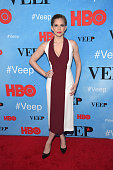 Actress Anna Chlumsky attends the 'VEEP' Season 4 Premiere at SVA Theater on April 6 2015 in New York City