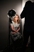 Actress Anna Chlumsky is photographed as she attends the Variety Studio powered by Samsung Galaxy on May 28 2014 in West Hollywood California