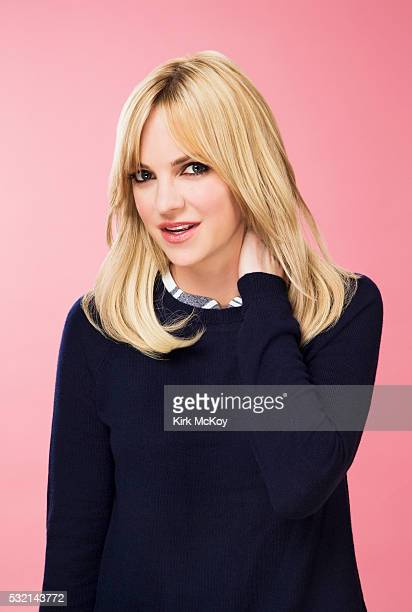 Actress Anna Faris is photographed for Los Angeles Times on May 3 2016 in Los Angeles California PUBLISHED IMAGE CREDIT MUST READ Kirk McKoy/Los...