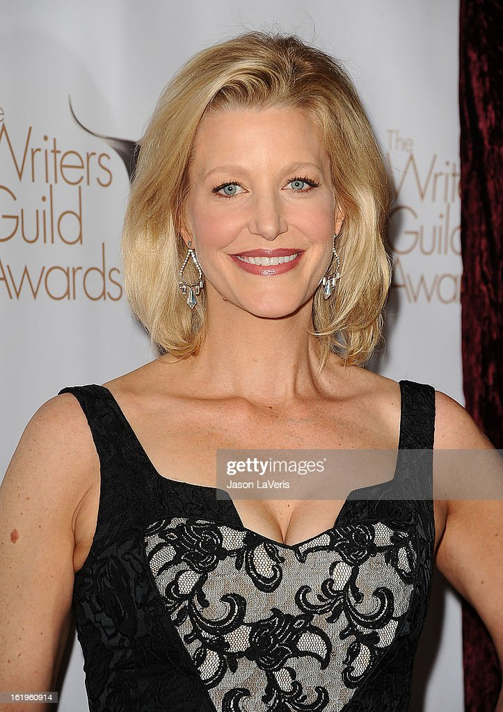 Actress Anna Gunn attends the 2013 Writers Guild Awards at JW Marriott Los Angeles at L.A. LIVE on February 17, 2013 in Los Angeles, California.