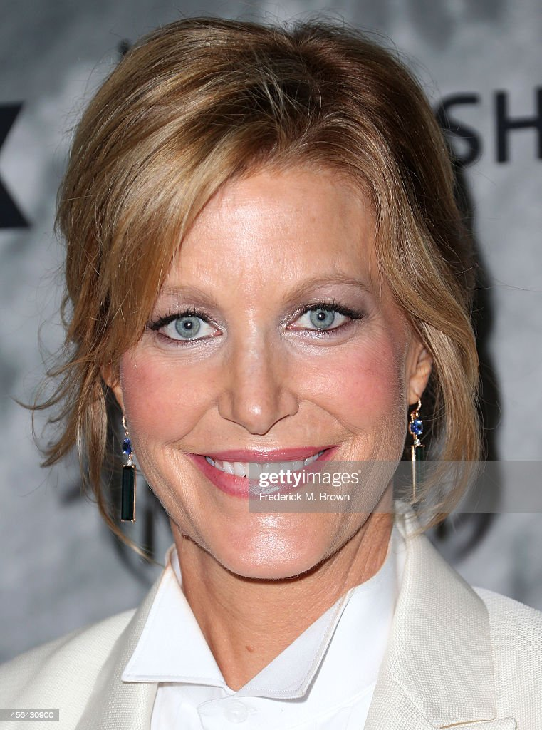 Actress Anna Gunn attends the Film Independent Screening Series of 'Gracepoint' at the Bing Theatre at LACMA on September 30 2014 in Los Angeles...