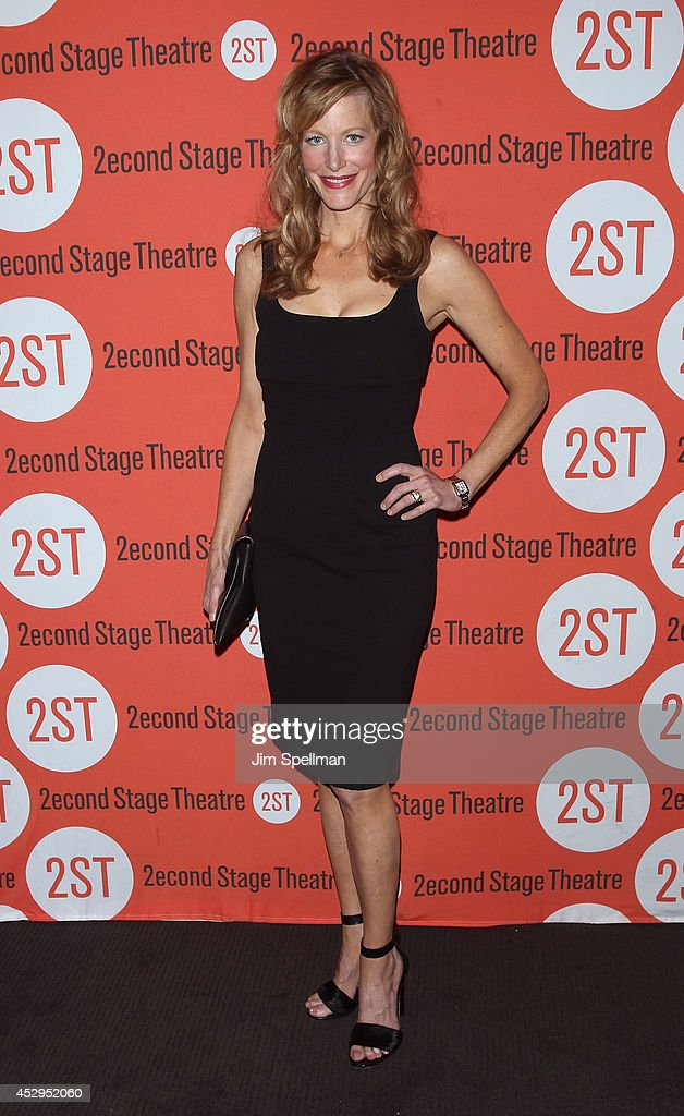 Actress <a gi-track='captionPersonalityLinkClicked' href=/galleries/search?phrase=Anna+Gunn&family=editorial&specificpeople=589359 ng-click='$event.stopPropagation()'>Anna Gunn</a> attends the 'Sex With Strangers' Opening Night after party at Four at Yotel on July 30, 2014 in New York City.