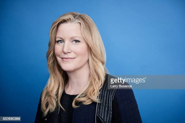 Actress Anna Gunn poses for a portrait at the Tribeca Film Festival on April 18 2016 in New York City