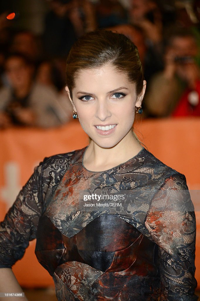 Actress <a gi-track='captionPersonalityLinkClicked' href=/galleries/search?phrase=Anna+Kendrick&family=editorial&specificpeople=3244893 ng-click='$event.stopPropagation()'>Anna Kendrick</a> arrives at 'The Company You Keep' Premiere at the 2012 Toronto International Film Festival at Roy Thomson Hall on September 9, 2012 in Toronto, Canada.
