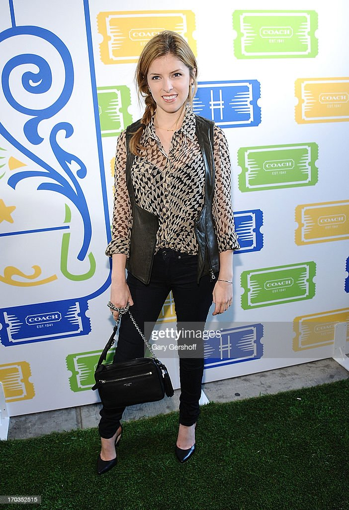 Actress <a gi-track='captionPersonalityLinkClicked' href=/galleries/search?phrase=Anna+Kendrick&family=editorial&specificpeople=3244893 ng-click='$event.stopPropagation()'>Anna Kendrick</a> attends the 3rd Annual Summer Party On The Highline on June 11, 2013 in New York City.