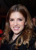 Actress Anna Kendrick attends the Grey Goose Vodka party for the 'End of Watch' at Soho House Toronto on September 8 2012 in Toronto Canada