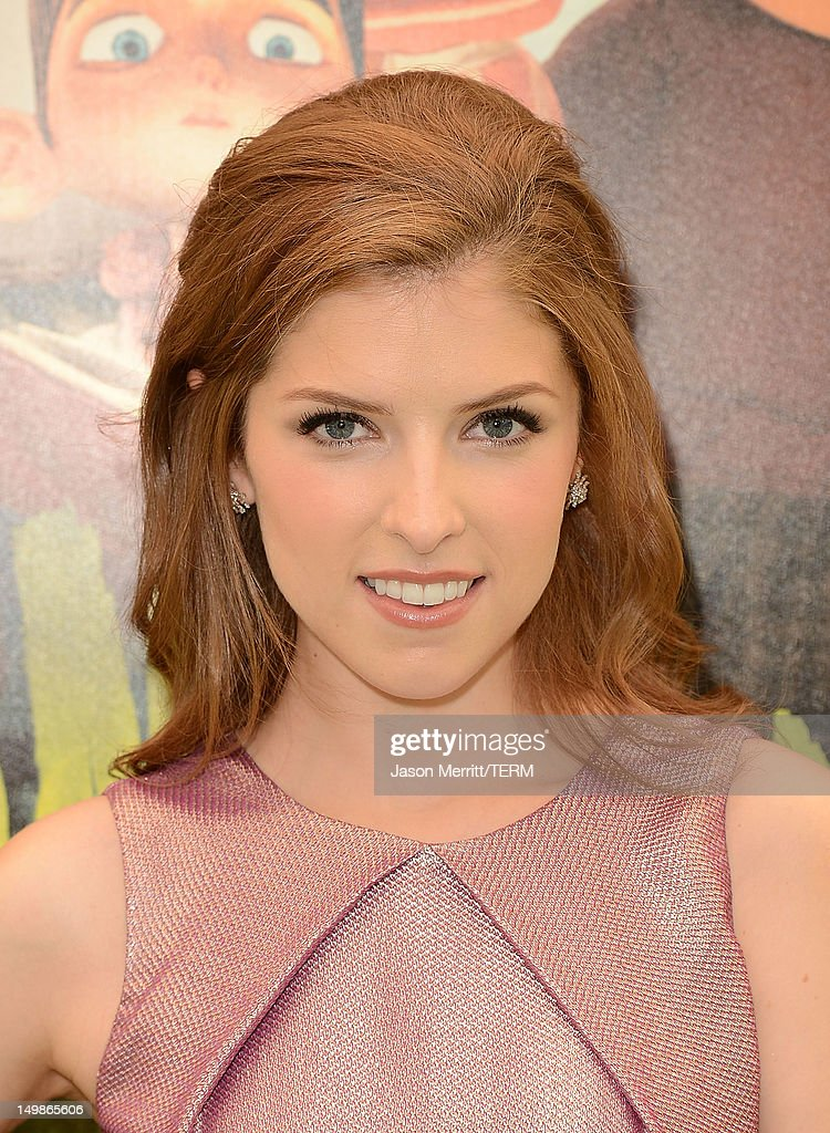 Actress <a gi-track='captionPersonalityLinkClicked' href=/galleries/search?phrase=Anna+Kendrick&family=editorial&specificpeople=3244893 ng-click='$event.stopPropagation()'>Anna Kendrick</a> attends the premiere of Focus Features' 'ParaNorman' held at Universal CityWalk on August 5, 2012 in Universal City, California.