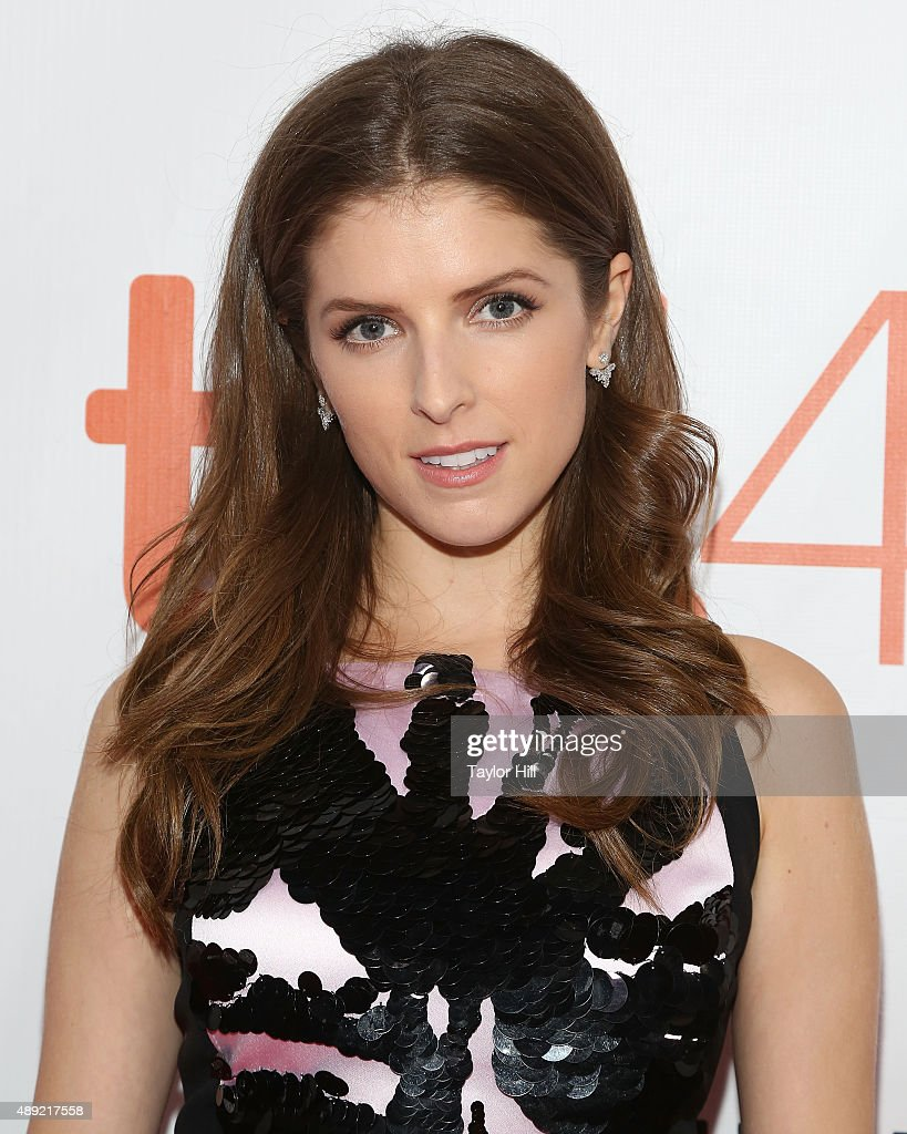 Actress Anna Kendrick attends the premiere of 'Mr. Right' at Roy Thomson Hall during the 2015 Toronto International Film Festival on September 19, 2015 in Toronto, Canada.