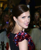 Actress Anna Kendrick attends 'The Voices' premiere during the 2014 Toronto International Film Festival at Ryerson Theatre on September 11 2014 in...
