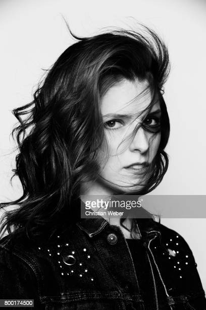 Actress Anna Kendrick for on March 17 2013 in Los Angeles California