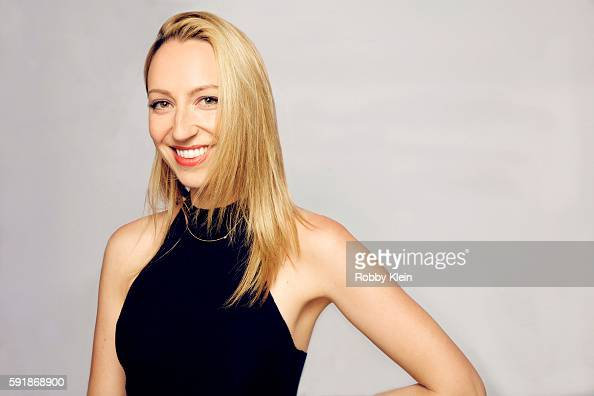 Actress Anna Konklefrom FOX's 'Rosewood' poses for a portrait at the FOX Summer TCA Press Tour at Soho House on August 9 2016 in Los Angeles...