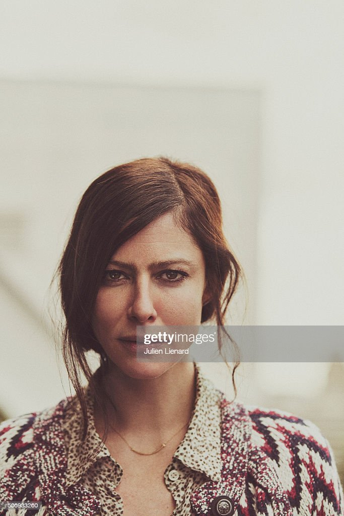 Actress <a gi-track='captionPersonalityLinkClicked' href=/galleries/search?phrase=Anna+Mouglalis&family=editorial&specificpeople=611934 ng-click='$event.stopPropagation()'>Anna Mouglalis</a> is photographed for Self Assignment on January 14, 2016 in Paris, France.