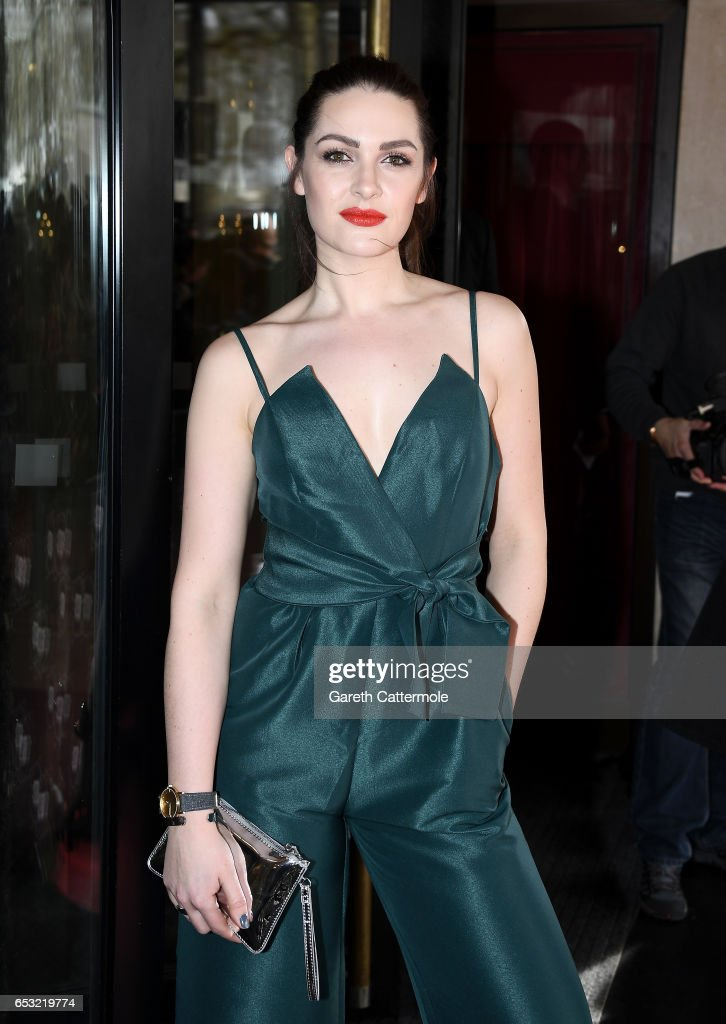 Actress Anna Passey attends the TRIC Awards 2017 on March 14, 2017 in London, United Kingdom.