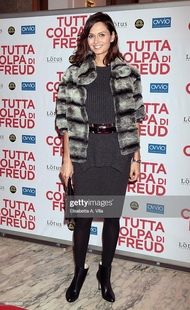 'Tutta colpa di Freud' - Rome Premiere