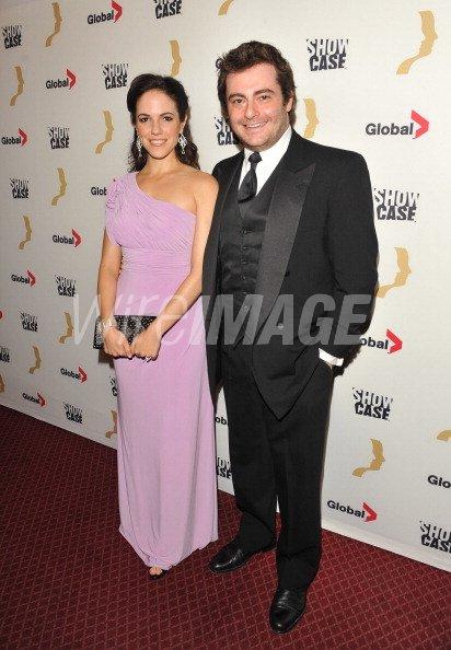 Anna Silk And Seth Cooperman