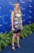 Actress Anna Torv attends Oceana's 6th Annual SeaChange Summer Party at Villa di Sogni on August 18 2013 in Laguna Beach California