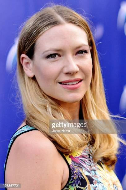 Actress Anna Torv attends the 6th annual Oceana's SeaChange summer party on August 18 2013 in Laguna Beach California