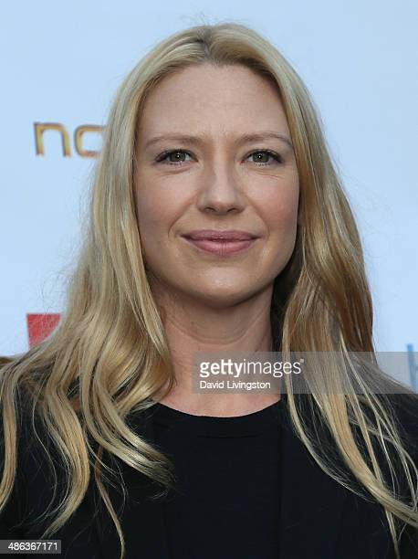 Actress Anna Torv attends the media launch for the new Australian Theatre Company and it's first production 'Holding the Man' at the Official...