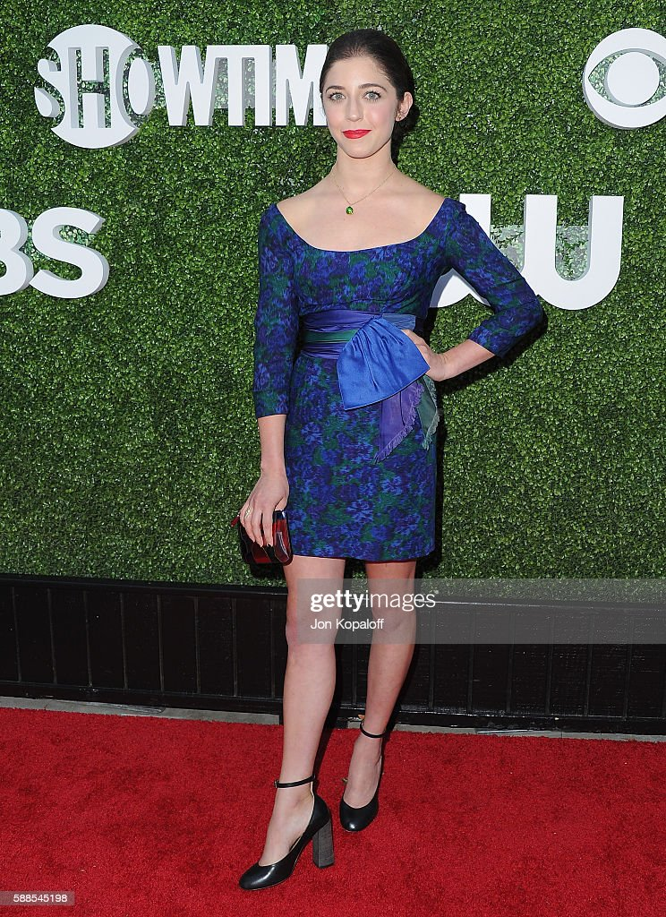 Actress Annabelle Attanasio arrives at CBS, CW, Showtime Summer TCA Party at Pacific Design Center on August 10, 2016 in West Hollywood, California.