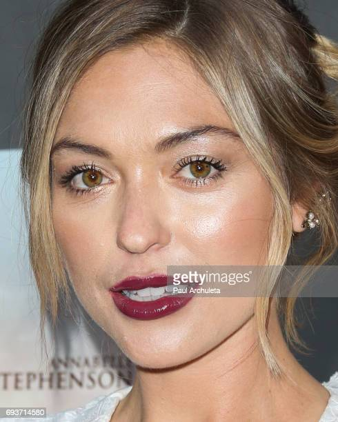Actress Annabelle Stephenson attends the premiere of 'Pray For Rain' at ArcLight Hollywood on June 7 2017 in Hollywood California