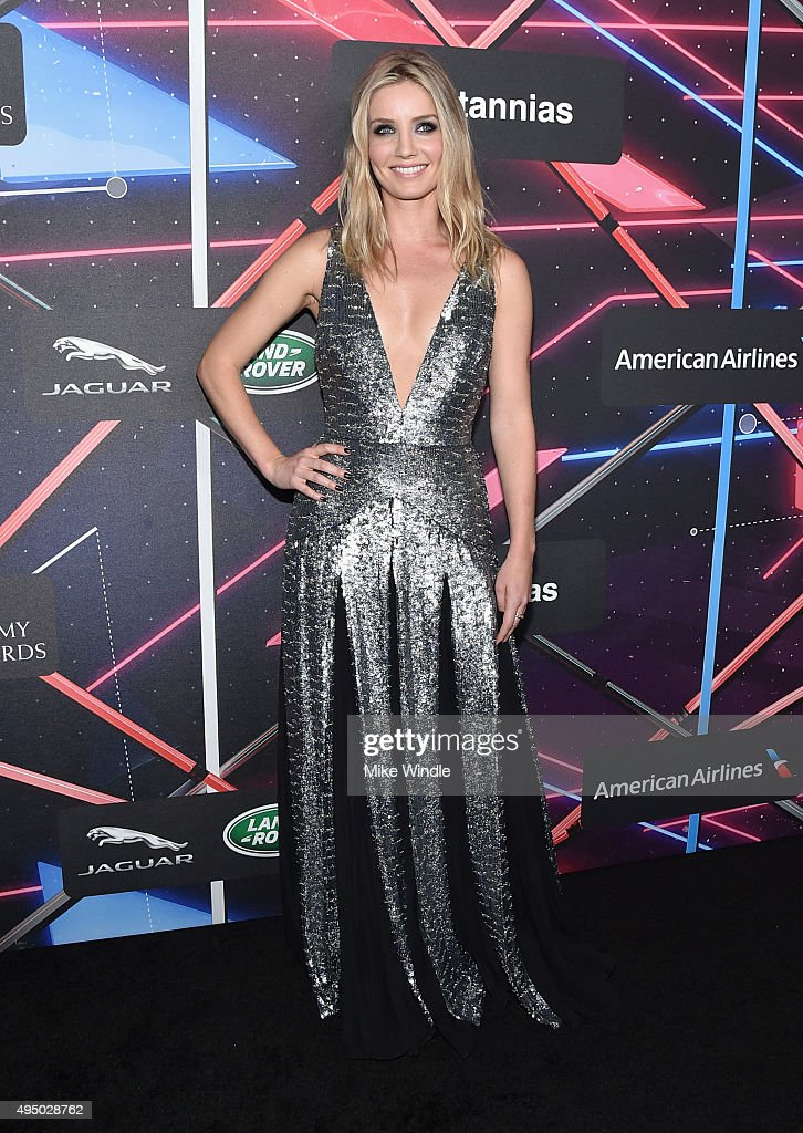 Actress Annabelle Wallis attends the 2015 Jaguar Land Rover British Academy Britannia Awards presented by American Airlines at The Beverly Hilton Hotel on October 30, 2015 in Beverly Hills, California.